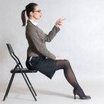 Правила сидения.