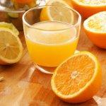 Лечение апельсиновым соком.