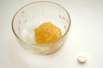 aspirin s medom dli sustavov
