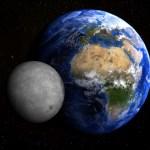 """Планета Луна и """"Лунные люди""""."""