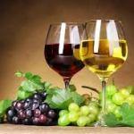 Вино для нормализации работы печени и желчного пузыря.