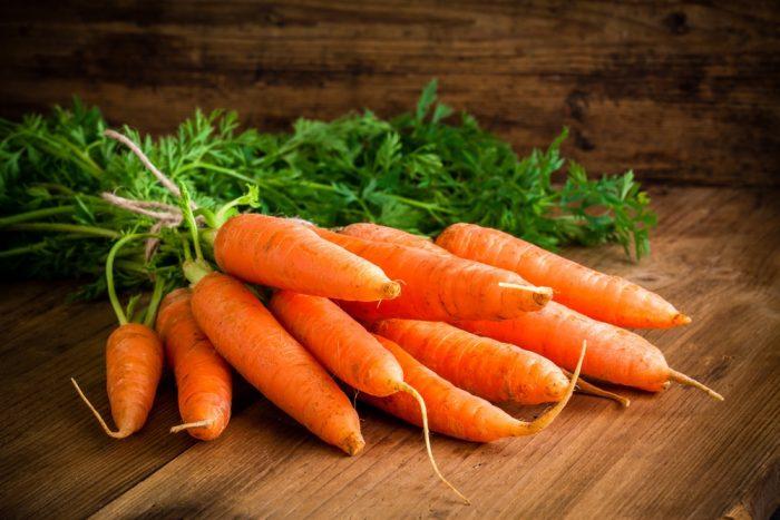 Морковь с чем употреблять