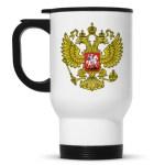 Что пьет В.В. Путин из своего термоса.
