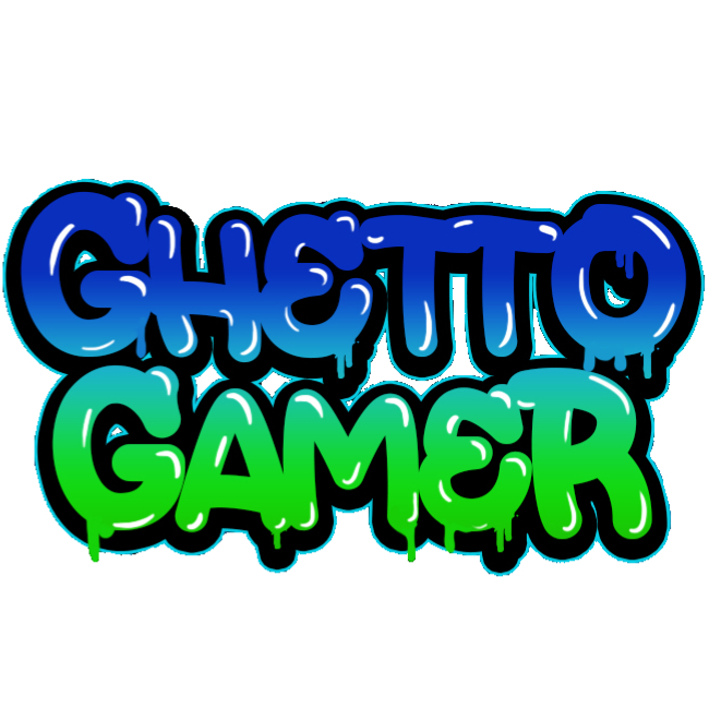 Ghetto Gamer logo