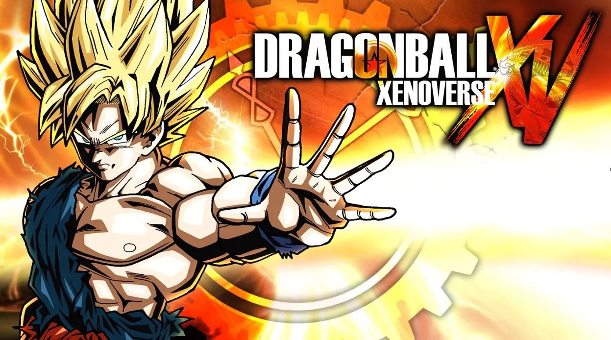 Goku and Dragon Ball Xenoverse