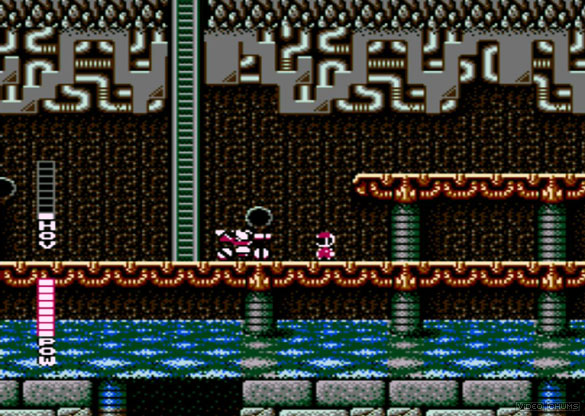 Blaster Master NES gameplay