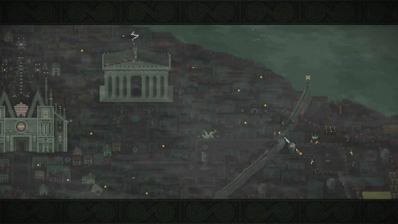 Sea Salt - Overworld map