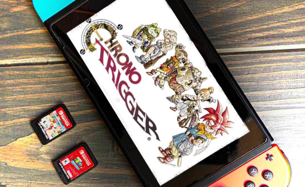 Chrono Trigger for Nintendo Switch Online games
