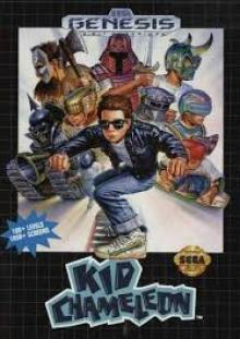 Top 3 Underrated Sega Genesis Games - Kid Chameleon cover