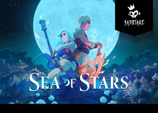 Sea of Stars - Sabotage Studio splash