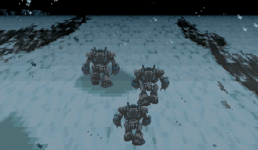 Final Fantasy VI Remake - Magitek armor