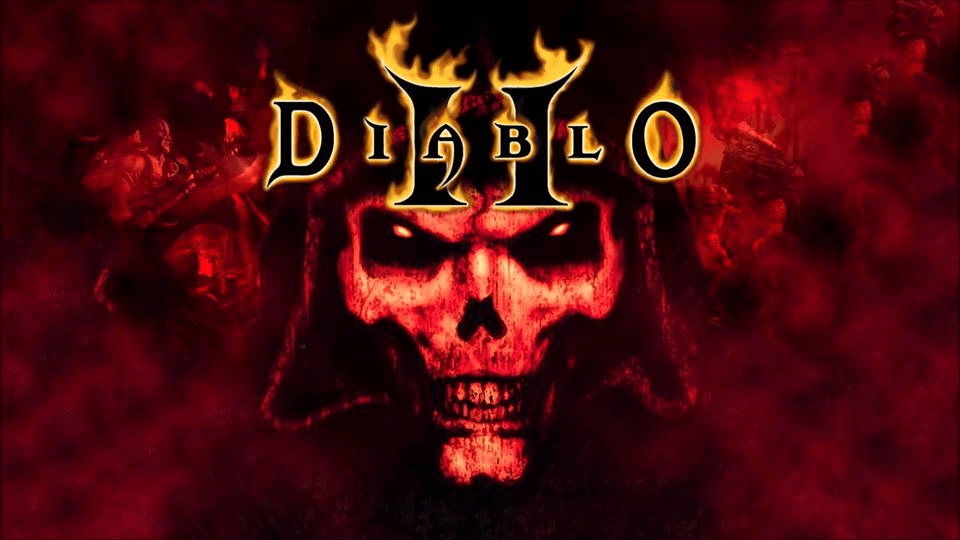 Diablo II Remake - original Spalsh Screen