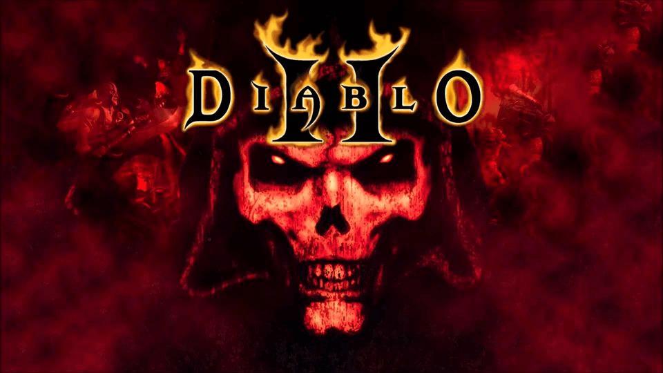 Diablo II Remake - original Spalsh Screen