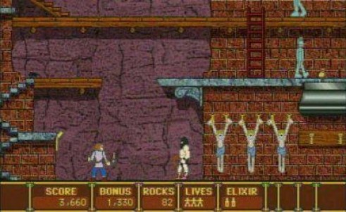 Dark Castle CD-i Review screenshot 3