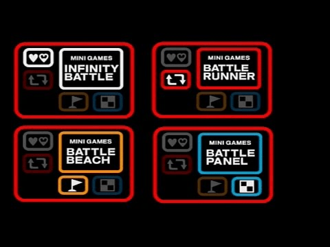Ehrgeiz PS1 mini games