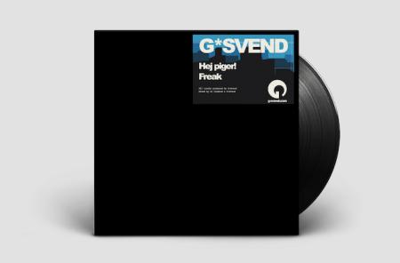 Ghettosvend - Hej Piger! Vinyl EP 2002