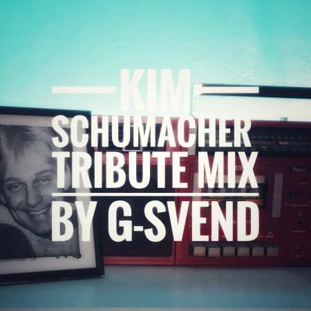 Kim Schumacher Hyldestmix af Ghettosvend