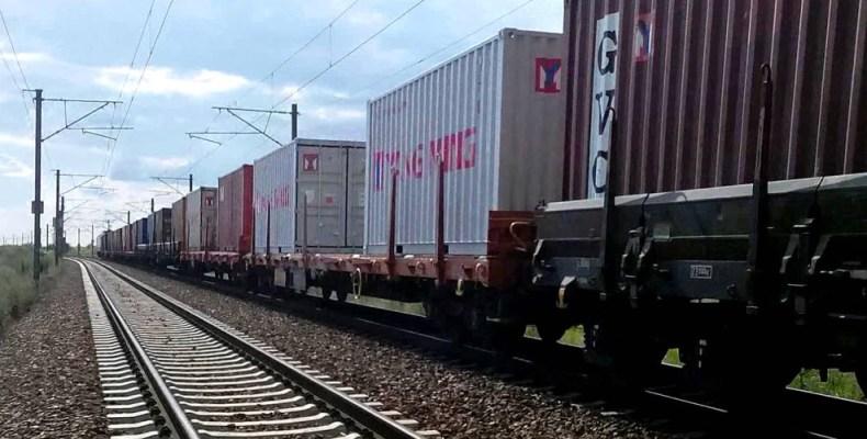 G.H Forwarding: Railway Freight