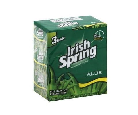 irish spring pack