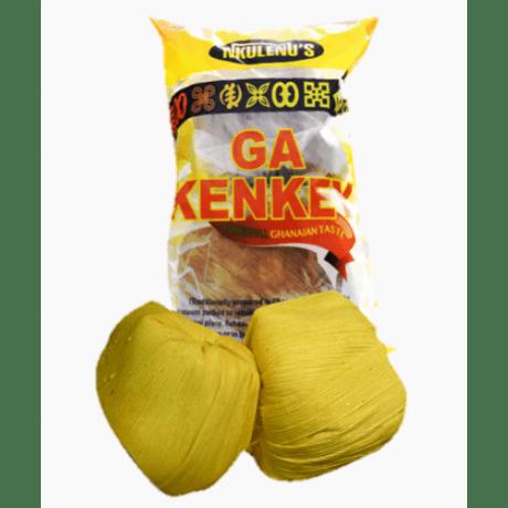 nkulenu kenkey