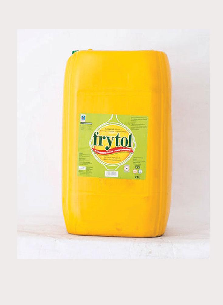 frytol 25ltrs