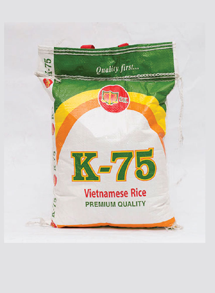 k75 rice 5kg