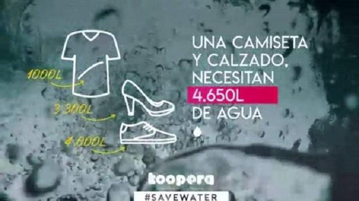 #SaveWater poster