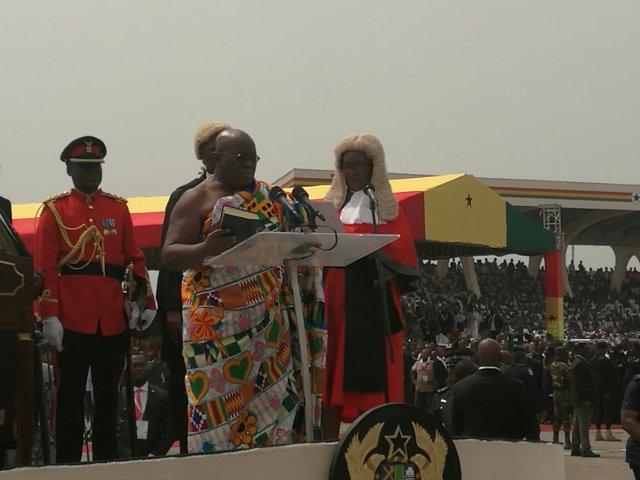 I Will Protect The Public Purse – Says Prez Akuffo Addo