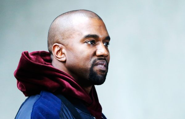 Kanye Reveals His New Year's Resolution