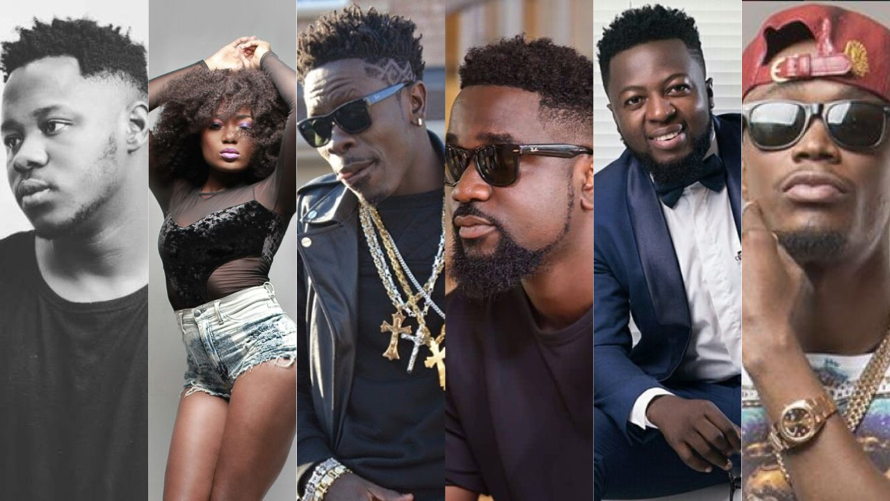 This Is How Much Your Favourite Artistes Charge Per Show