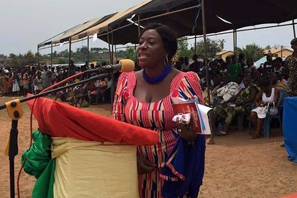 """""""Hollywood Actors Not Better Than Ghana's"""" – Catherine Afeku"""
