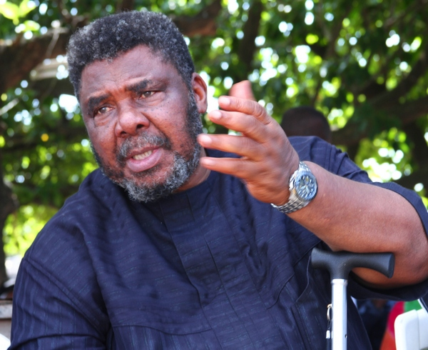Ghana Is My Second Home-Pete Edochie