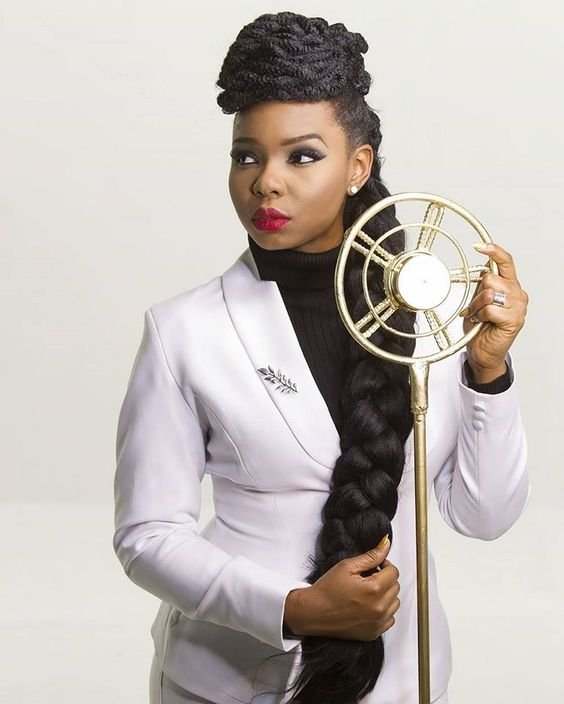 'Sarkodie Is A Great Artiste But I Don't Like Him'- Nigerian Musician Yemi Alade