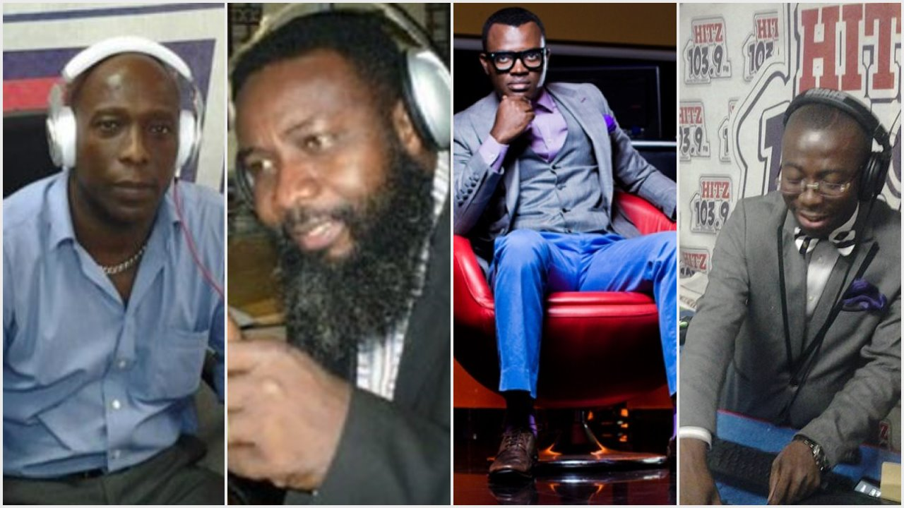 Meet Ghanaian Radio Presenters Who Later Became Musicians