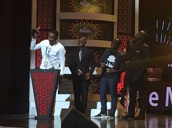 VGMA 2017: Joe Mettle Makes History As He Becomes The First Gospel Artiste To Win Topmost Award