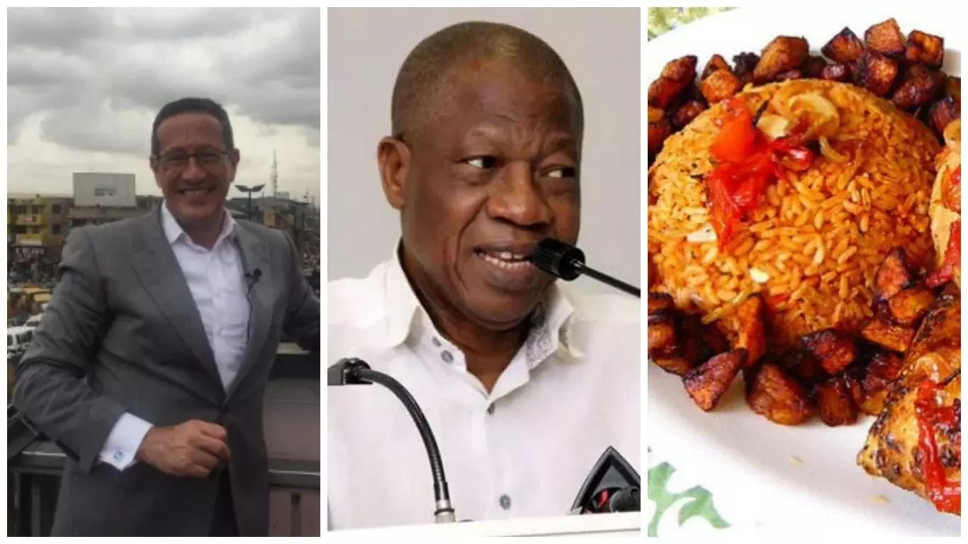Nigerian Minister Says Senegalese Jollof Rice Is The Best And Nigerians Are Boiling With Anger