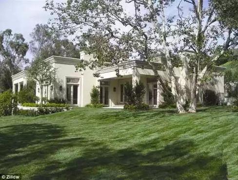 See Katy Perry's New $19Million California Mansion; Money Has Spoken