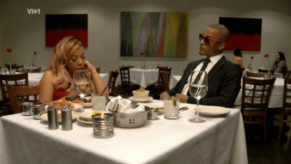 T.I Ends His Marriage To Tiny On TV