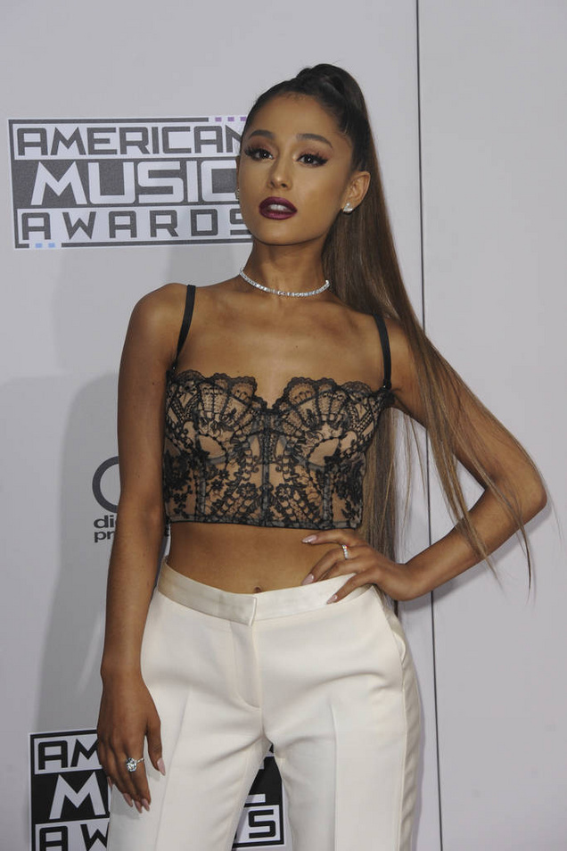 Ariana Grande Promises To Return To Manchester In Passionate Letter To Fans