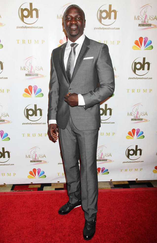 Akon Sued For $150 Million By Former Business Partner – Report