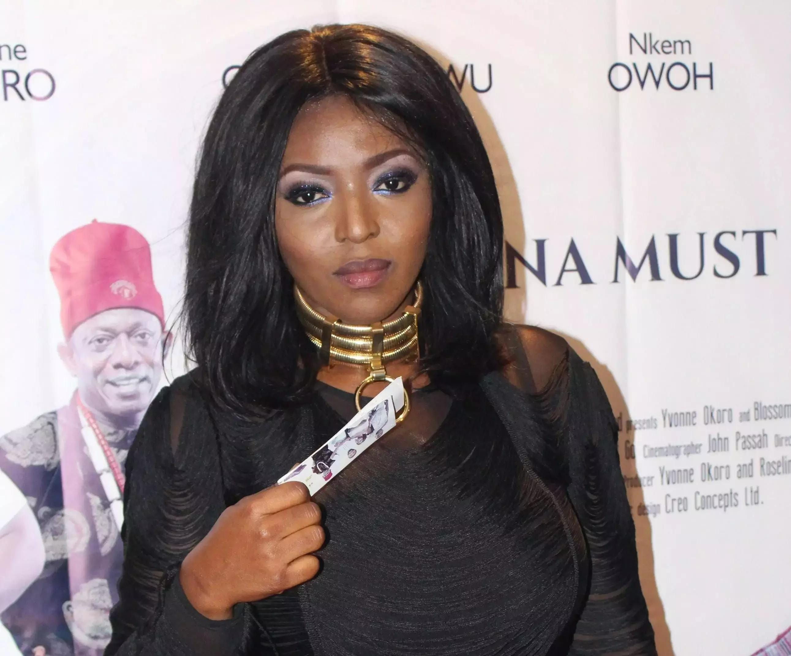 'I Don't Like Handsome Men'- Says Ghanaian Actress