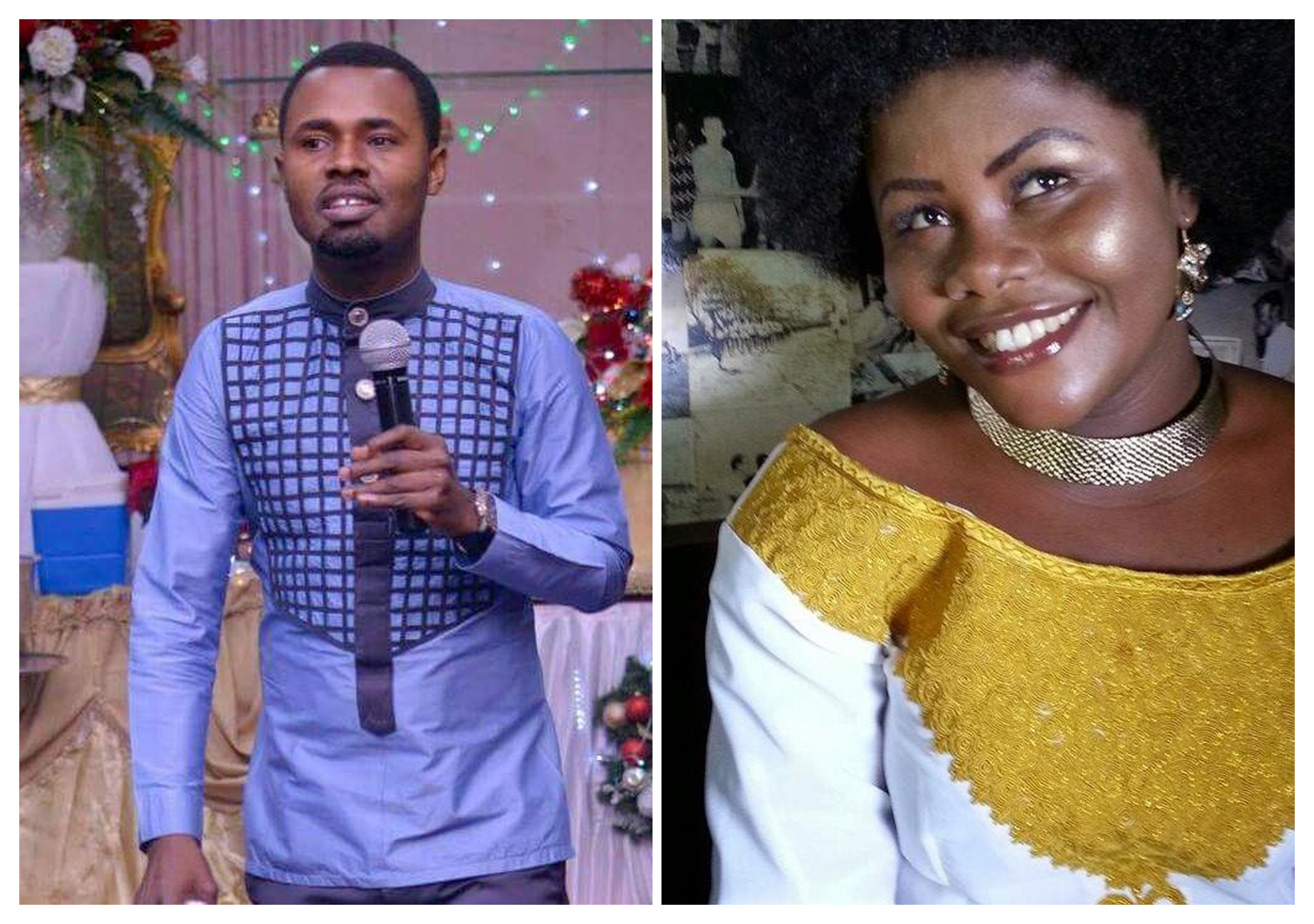 Two Ghanaian Gospel Musicians Wash Their Dirty Linen In Public