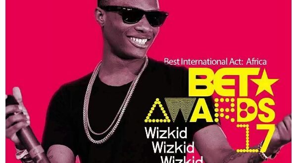 Stonebwoy Misses Out On BET Award…The Award Went To Nigeria's Wizkid