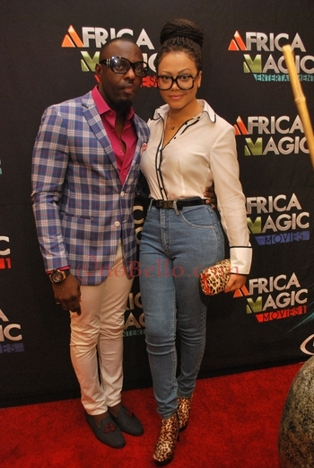 'Nadia Buari and I Never Dated, It Was A Reality Show' – Jim Iyke