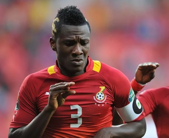 Is Asamoah Gyan Being Forced To Resign? Kwesi Appiah Drops Him Ahead Of Uganda Game