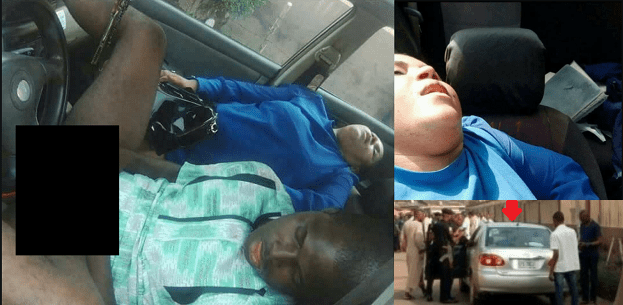 TRAGEDY: Married Woman With 4 Kids And Her Lover Die While Having S*x Inside Their Car (+Photos)