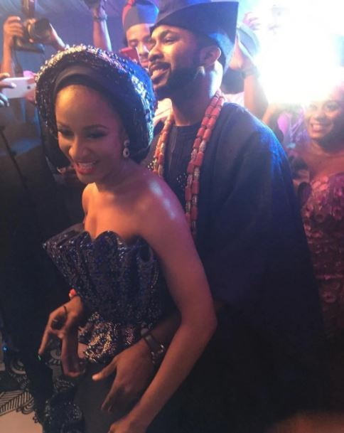 Video: Banky W And Wife, Adesua Perform Together On Stage And It's A Must See