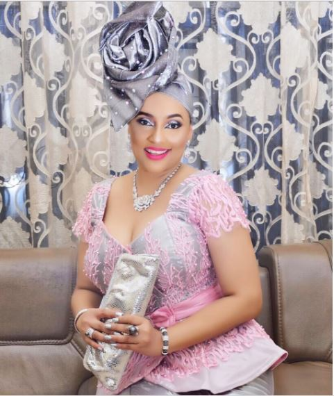 This Adorable Photo Of Nollywood Actress Proves That Age Is Just A NUMBER