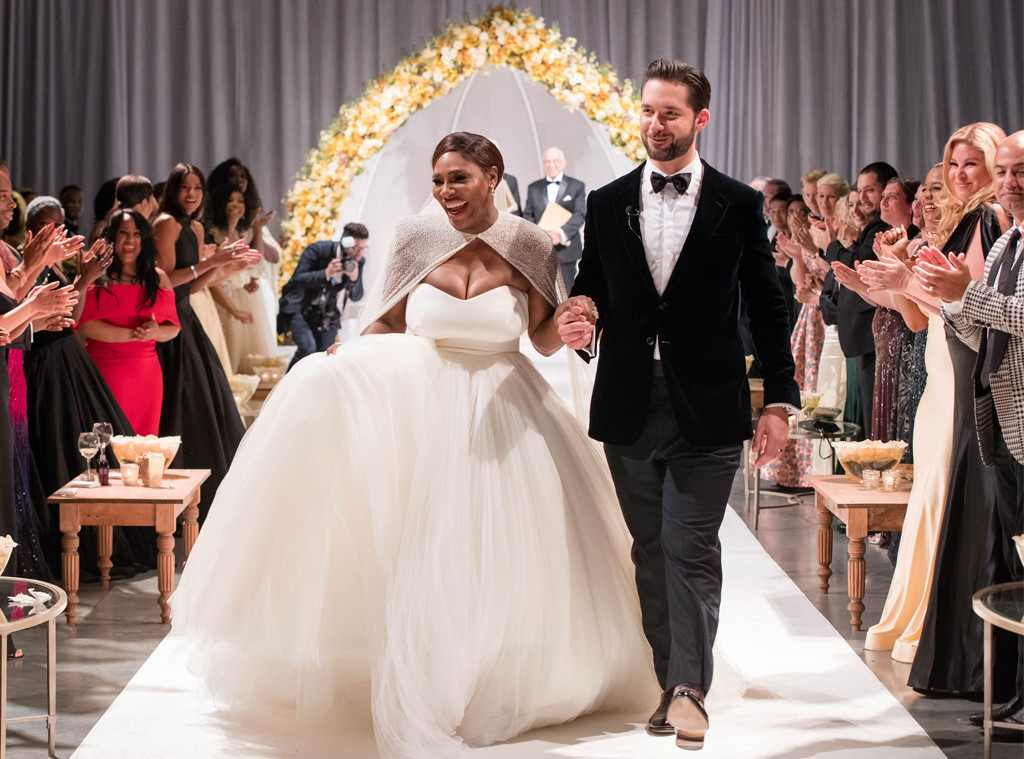 HOT Photos: See Beautiful Photos of Serena Williams And Reddit Co-Founder, Alexis Ohanian