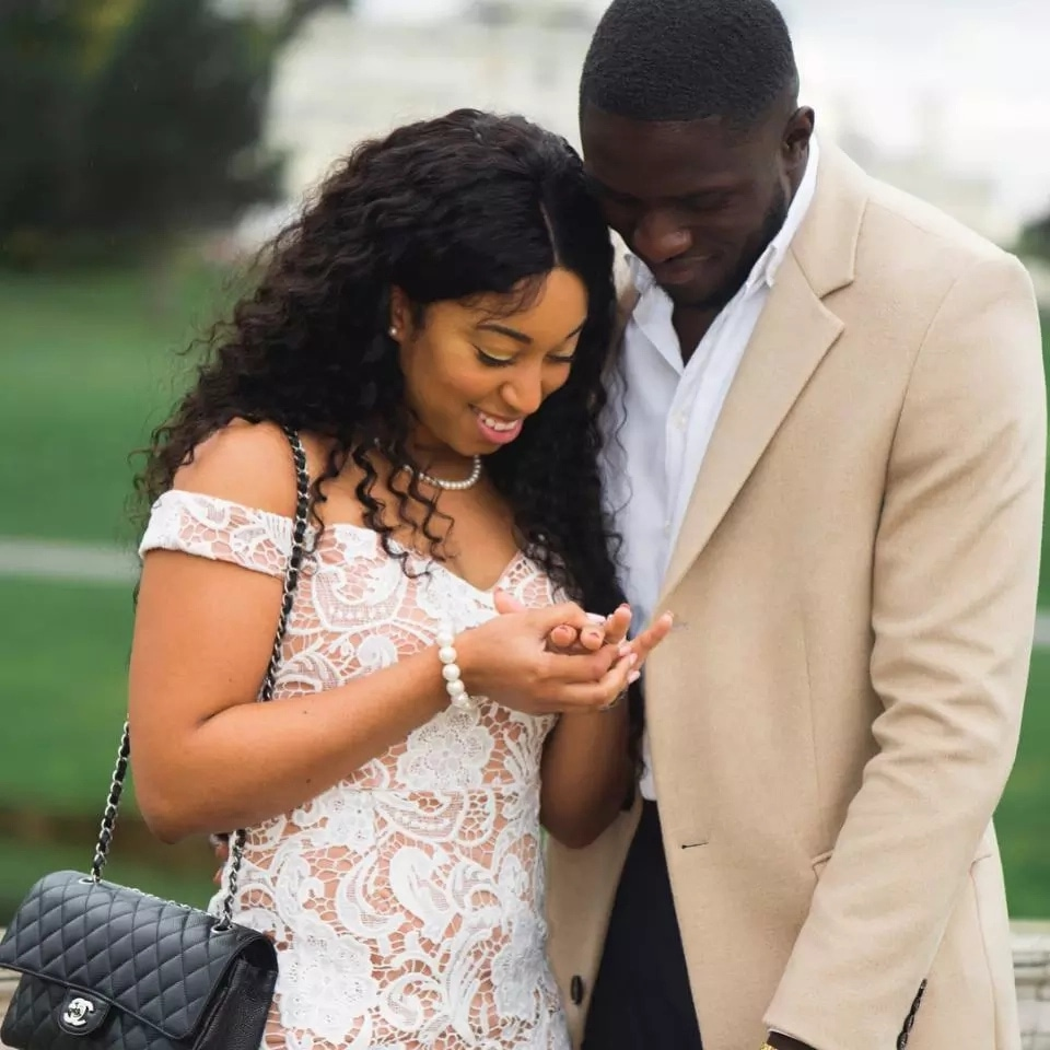 Pastor Chris' Daughter Over The Moon After Ghanaian Boyfriend Proposed Marriage